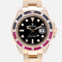 Rolex GMT-Master II 116758SARU with 2 years warranty