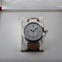 Cartier Palladium Automatic 42mm pre-owned Pasha