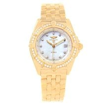 Breitling Wings Lady Yellow gold 31.5mm Mother of pearl United States of America, Georgia, Atlanta