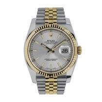 Rolex 116233 Gold/Steel 2013 Datejust 36mm pre-owned