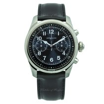 Montblanc Summit 2 Stainless Steel and Leather