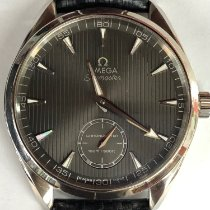 Omega Seamaster Aqua Terra Steel 49mm Grey No numerals United States of America, New York, NY