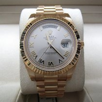 Rolex Day-Date II 218238 Unworn Yellow gold 41mm Automatic