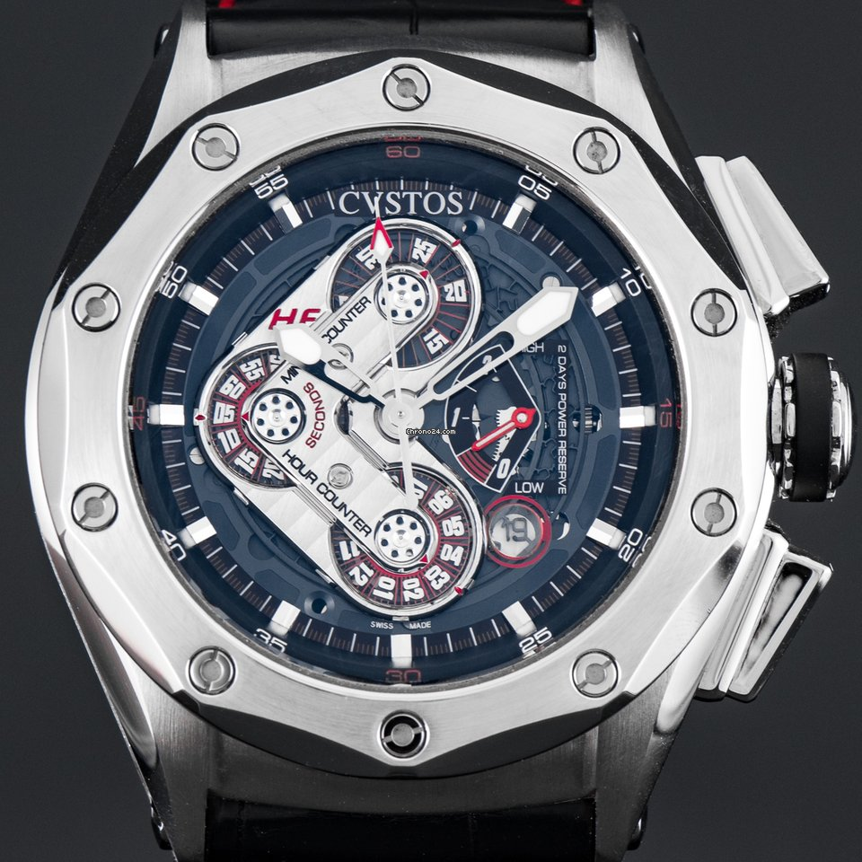 2021a728351ef Cvstos Challenge-R - Todos os preços de relógios Cvstos Challenge-R na  Chrono24