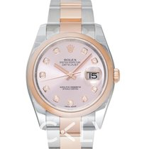 Rolex Datejust Rose