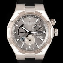 Vacheron Constantin Overseas Dual Time Otel 42mm Gri