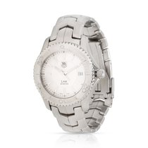 TAG Heuer Link Quartz Steel 39mm Silver United States of America, New York, New York