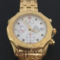 Omega Seamaster 2196.20.00 Very good Yellow gold 42,5mm Automatic