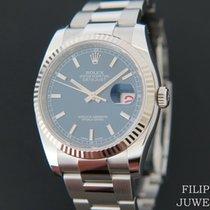 Rolex Datejust nieuw 2019 Automatisch Horloge met originele doos en originele papieren 116234