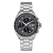 TAG Heuer Formula 1 Calibre 16 Steel Grey No numerals