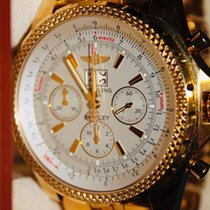 Breitling K44362 Yellow gold 2011 Bentley 6.75 49mm pre-owned United States of America, California, Newport Beach