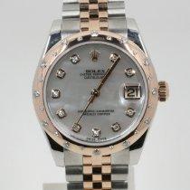 Rolex 178341 Or/Acier 2018 Lady-Datejust 31mm occasion