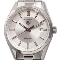 TAG Heuer Carrera Calibre 5 Steel 38mm Silver United States of America, Texas, Austin