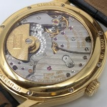 Chopard Yellow gold Automatic pre-owned L.U.C