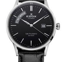 Edox Les Vauberts 83007 3 NIN new