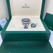 Rolex Sea-Dweller Deepsea Steel 44mm Blue No numerals United States of America, New York, New York