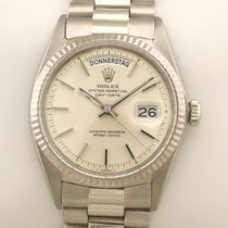 Rolex Day-Date 36 1803 Very good White gold 36mm Automatic