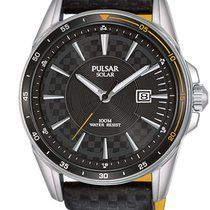 Pulsar Steel 42mm Quartz PX3207X1 new