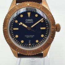 Oris Bronze 42mm Automatik 01 733 7720 3185-Set LS gebraucht Österreich, Linz