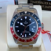Tudor 79830RB Steel 2019 Black Bay GMT 41mm pre-owned United States of America, Texas, Dallas