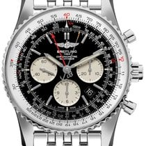 Breitling Navitimer Rattrapante Steel 45mm Black United States of America, California, Moorpark