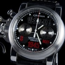 Graham Chronofighter 2CFBS.S01A.L30B pre-owned