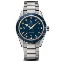 Omega Seamaster 300 Titanium 41mm Blue United Kingdom, London