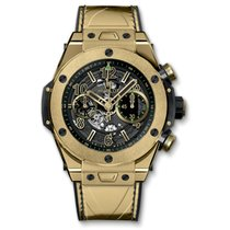 Hublot Yellow gold Automatic 45mm new Big Bang Unico