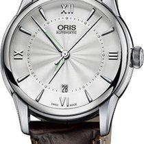 Oris Artelier Date 733.7670.4071.LS