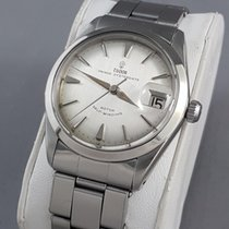 Tudor Prince Oysterdate 1960s Dauphine hands small Tudor Rose...