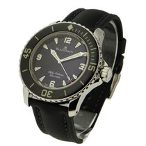 Blancpain 5015-1130-52 Fifty Fathoms Sport - Stainless Steel...