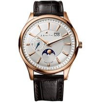 Zenith Captain Moonphase Or rose 40mm