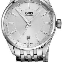 Oris Artix Date Steel 39mm Silver United States of America, New York, Airmont
