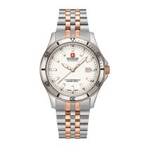 Swiss Military Hanowa Flagship Acero 32mm Blanco
