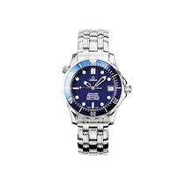 Omega 2551.80 Seamaster Pro 300m Midsize Automatic in Steel...