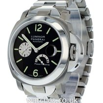 Panerai Luminor Power Reserve pre-owned 44mm Steel