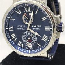 Ulysse Nardin Marine Chronometer Automatic Mens Watch 1183-126...