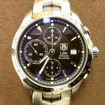 TAG Heuer Link Automatic Chronograph Calibre 16