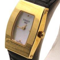 Tissot Oro amarillo Cuarzo 18mm 2010