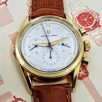 Universal Genève No. 14 - 18K Gold Chronograph Limited 100...