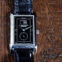 A. Lange & Söhne Cabaret pre-owned Platinum
