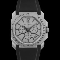 Bulgari Titanium Automatic Grey 41mm new Octo