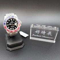 勞力士 126710BLRO 鋼 GMT-Master II 40mm