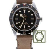 Tudor Black Bay Fifty-Eight Automatic Black Dial Leather...