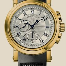 Breguet Chronograph 42mm Automatic pre-owned Marine