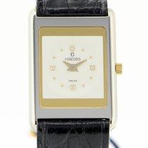 Concord Gold/Stahl 19mm Quarz H406550 Deutschland, Stuttgart