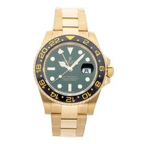 Rolex 116718LN Yellow gold 2000 GMT-Master II 40mm pre-owned United States of America, Pennsylvania, Bala Cynwyd