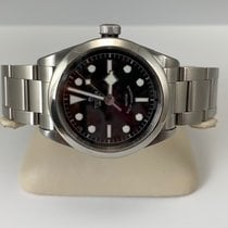 Tudor 79500 Steel 2008 Black Bay 36 36mm pre-owned United States of America, Pennsylvania, Pittsburgh