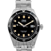 Oris Divers Sixty Five new Automatic Watch with original box and original papers 01 733 7720 4054-07 8 21 18