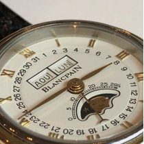 Blancpain Or/Acier 26mm Remontage automatique 6395 1318 occasion France, paris